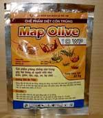Map Olive 10 WP