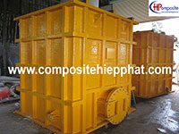 Bồn composite nhựa FRP