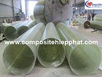 Ống nhựa composite FRP