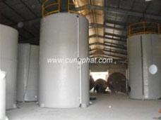 Bồn hóa chất xử lý nước thải