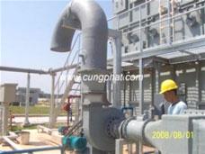 Ống Composite dẫn lọc khói