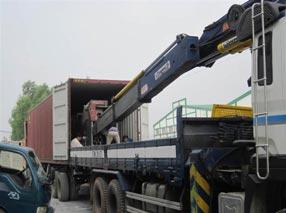 Vận chuyển máy móc thiết bị