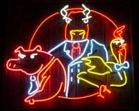 Bảng hiệu neon sign