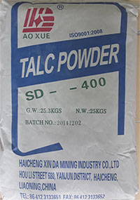 Bột Talc SD-400