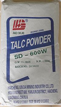 Bột Talc SD-600W