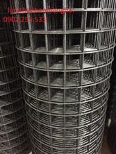 Lưới thép hàn đen dạng cuộn