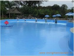 Sơn Epoxy chống thấm bể bơi