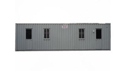 Container văn phòng 40 feet (có nhà vệ sinh)