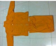 Quần áo vải bạt