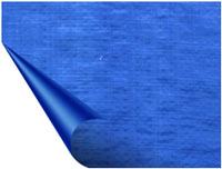 Bạt Tarpaulin xanh