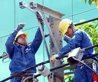 Nâng cấp sửa chữa hệ thống điện