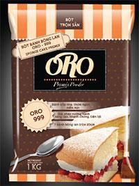 Bột Trộn Bánh Bông Lan ORO
