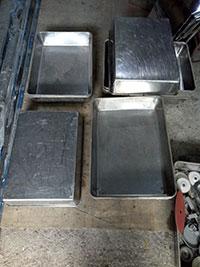 Khay Inox công nghiệp