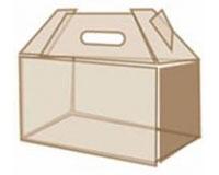 Hộp carton bế lỗ