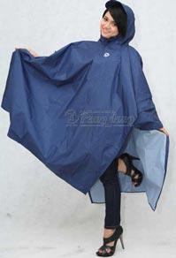 áo mưa siêu bền