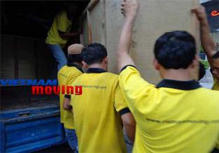 Dịch vụ chuyển kho xưởng