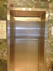 Nội ngoại thất thang máy