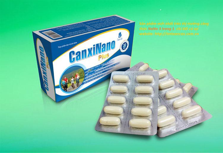 Canxi Nano Plus