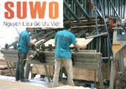 Xưởng ghép gỗ
