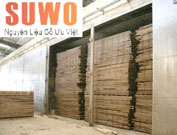 Xưởng sấy gỗ