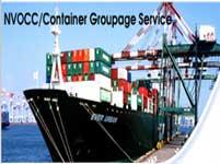 Vận tải hàng container đường biển