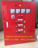 Tủ điều khiển bơm PCCC