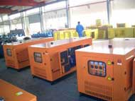Máy phát điện Weichai