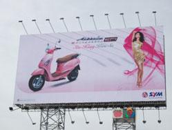 Biển Pano quảng cáo