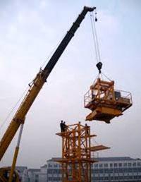 Dịch vụ lắp đặt tháo dưỡ cẩu tháp