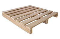 Pallet gỗ 1000x1000x100mm