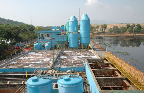 Hệ thống xử lý nước thải dân dụng