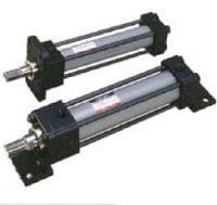 Tie rod cylinders