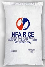 Bao PP đựng gạo xuất khẩu