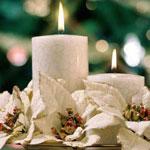 Nến Giáng Sinh