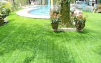 Thi công cỏ nhân tạo
