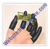Bao tay ngón chống tĩnh điện