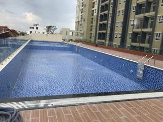 Hồ Bơi Chung Cư Hiệp Thành City Q12