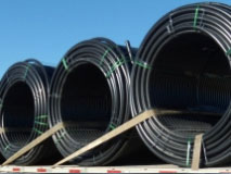 ống HDPE tròn