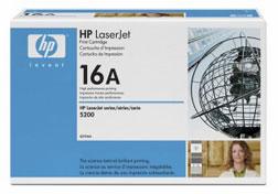 HP LASERJET 16A