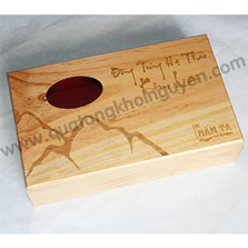 Quà tặng bằng gỗ