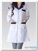 Áo bác sĩ nữ