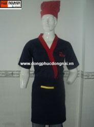 Đồng phục đầu bếp