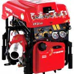 Máy bơm chữa cháy Tohatsu - VF21AS