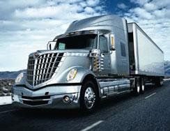 Vận tải hàng hóa đường bộ