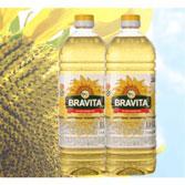 Dầu ăn hướng dương BRAVITA- 1lit