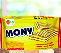 Bánh ngũ cốc Mony phô mai