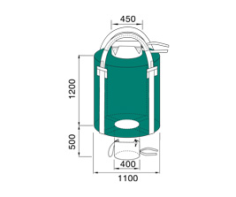 Bao Jumbo ống - QTP-08