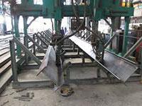 Gia công cơ khí lắp đặt kết cấu thép