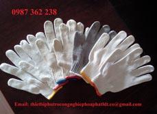 Găng tay sợi các loại