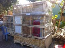Vận chuyển hàng lẻ quốc tế